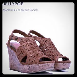 Shoes - Jellypop Women's Elena Wedge Sandal